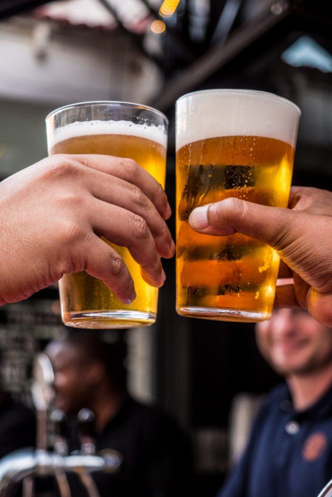 biere belge - pinte